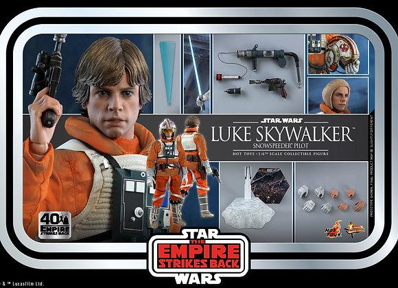 Hot Toys MMS585 Star Wars 1/6 Luke Skywalker (Snowspeeder Pilot)
