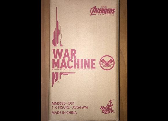 In Stock! Hot Toys MMS530D31 AVENGERS: ENDGAME 1/6 WAR MACHINE