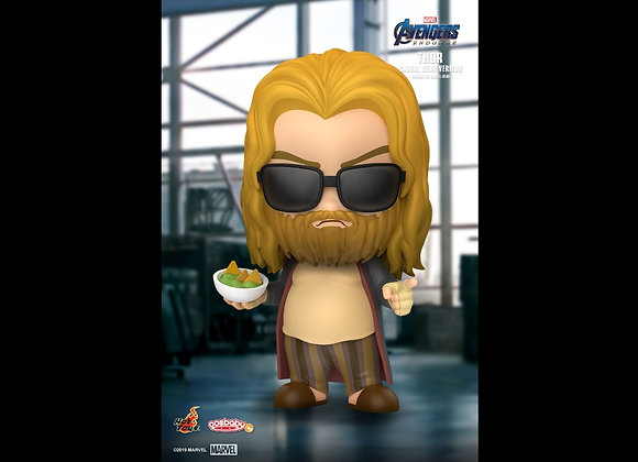 Hot Toys COSB662 AVENGERS: ENDGAME Thor Casual Wear Version Cosbaby