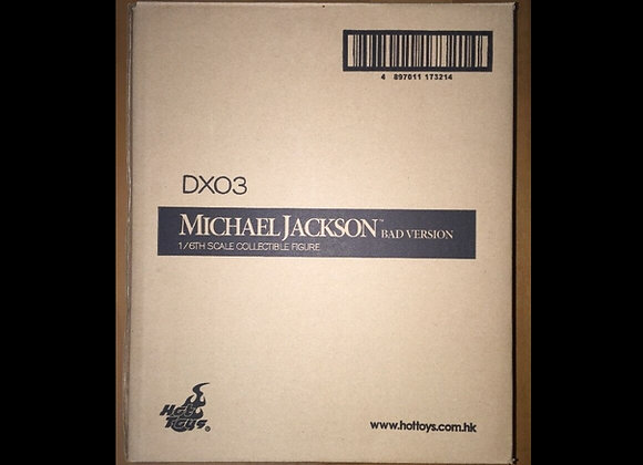 Hot Toys DX03 BAD 1/6 MICHAEL JACKSON (BAD VERSION)