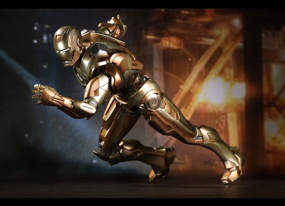 Hot Toys MMS208 IRON MAN 3 1/6 MIDAS (MARK XXI) COLLECTIBLE FIGURE