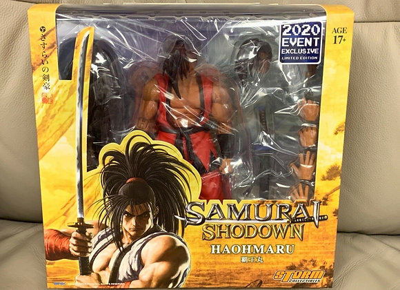 Ready! Storm Collectibles HAOHMARU SAMURAI SHODOWN 2020 NYCC EXCLUSIVE