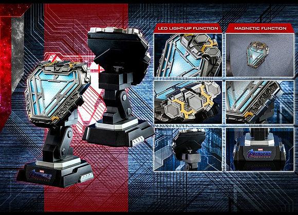 Hot Toys LMS010 AVENGERS: ENDGAME LIFE-SIZE IRON MAN MARK LXXXV ARC REACTOR