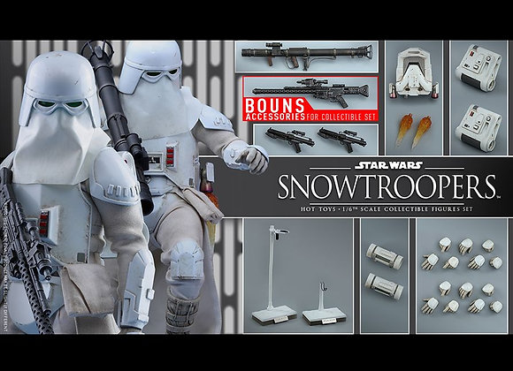 Hot Toys VGM25 STAR WARS BATTLEFRONT 1/6 SNOWTROOPERS