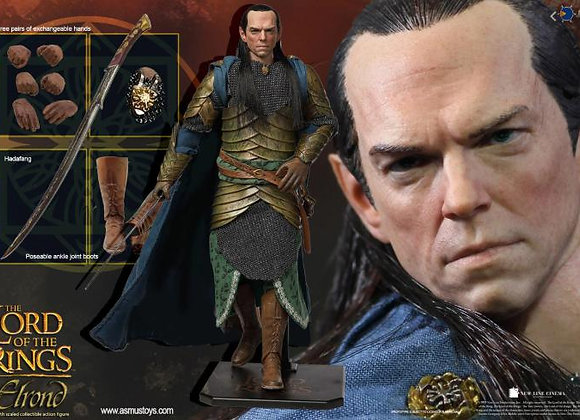 Asmus Toys THE LORD OF THE RING 1/6 ELROND Exclusve
