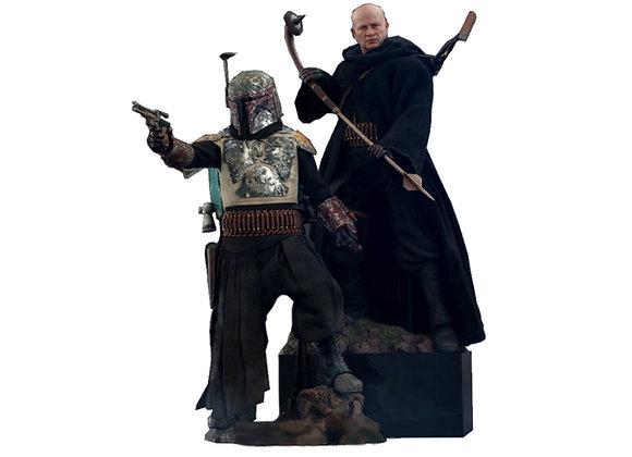 Hot Toys TMS034 Star Wars: The Mandalorian 1/6 Boba Fett (Deluxe Version)