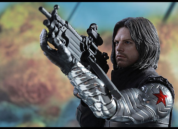 Hot Toys MMS351 CAPTAIN AMERICA: CIVIL WAR 1/6 WINTER SOLDIER