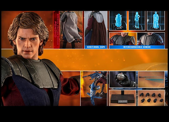Hot Toys TMS020 STAR WARS: THE CLONE WARS 1/6 ANAKIN SKYWALKER AND STAP SPECIAL