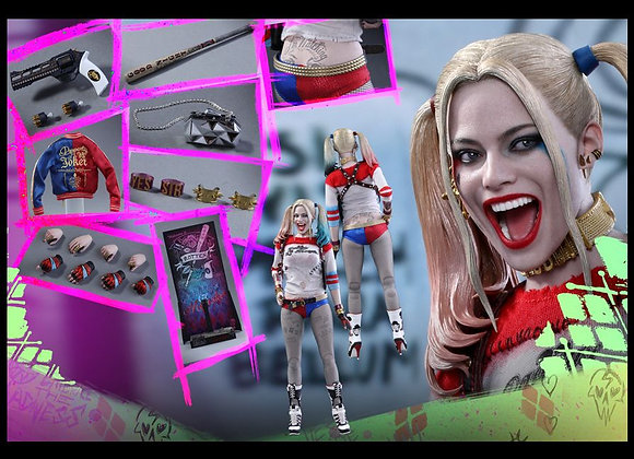 Hot Toys MMS383 SUICIDE SQUAD 1/6 HARLEY QUINN REGULAL EDITION