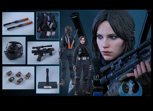 Hot Toys MMS419 ROGUE ONE A STAR WARS STORY 1/6 JYN ERSO (IMPERIAL DISGUISE VER)