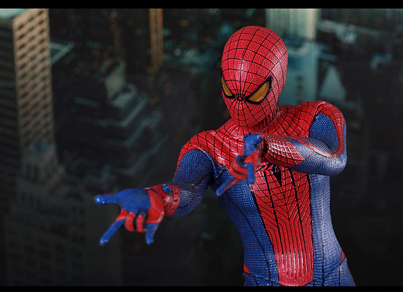 Hot Toys MMS178 THE AMAZING SPIDER-MAN 1/6 SPIDER-MAN