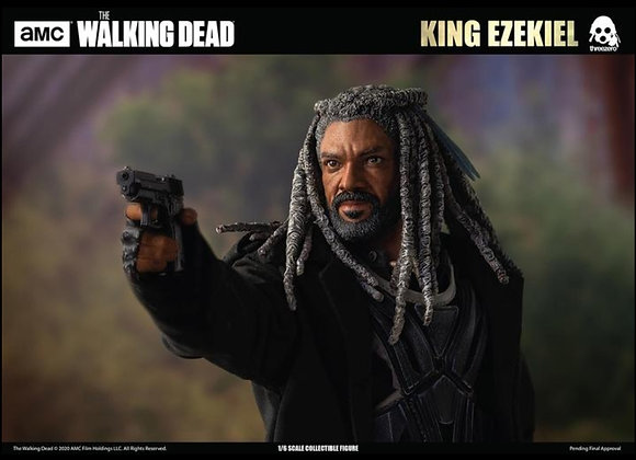Threezero The Walking Dead 1/6 King Ezekiel