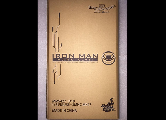 In Stock! Hot Toys MMS427D19 SPIDER-MAN: HOMECOMING 1/6 IRON MAN MARK XLVII