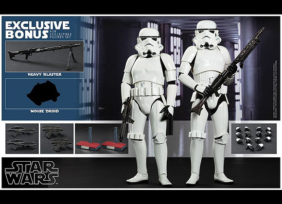 Hot Toys MMS268 STAR WARS: EPISODE IV A NEW HOPE 1/6 STORMTROOPERS