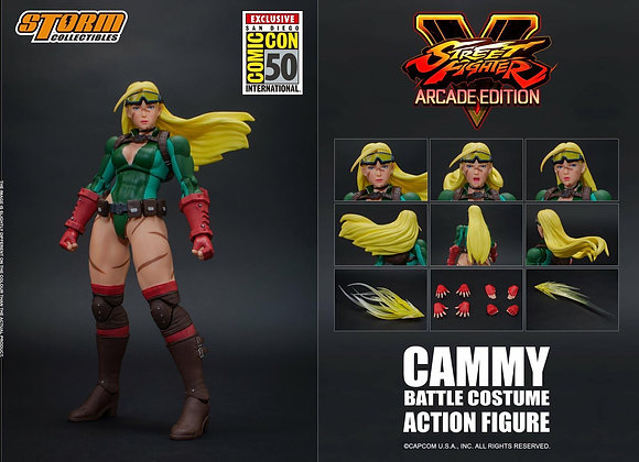 Storm Collectibles Street Fighter Cammy SDCC Edition 1/12 Figure