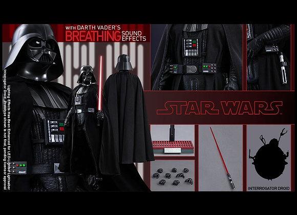 Hot Toys MMS279 STAR WARS: EPISODE IV A NEW HOPE 1/6 DARTH VADER