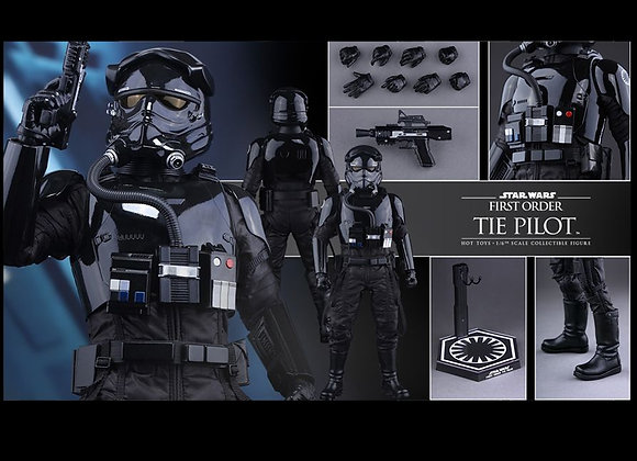 Hot Toys MMS324 STAR WARS: THE FORCE AWAKENS 1/6 FIRST ORDER TIE PILOT