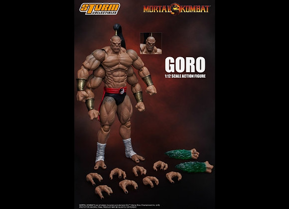 Storm Collectibles GORO - MORTAL KOMBAT ACTION FIGURE
