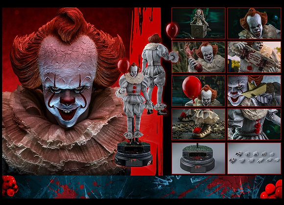 Hot Toys MMS555 IT CHAPTER TWO 1/6 PENNYWISE