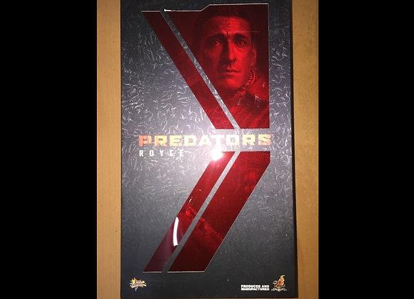Hot Toys MMS131 Predators 1/6 Royce Adrien Brody