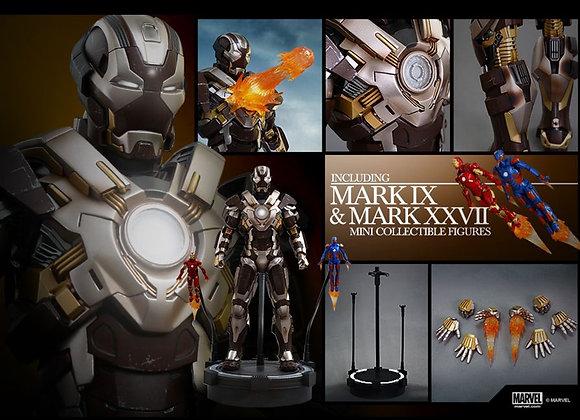 Hot Toys MMS303 IRON MAN 3 1/6 TANK (MARK XXIV)