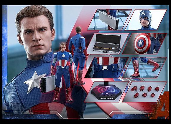 Hot Toys MMS563 AVENGERS: ENDGAME 1/6 CAPTAIN AMERICA (2012 VERSION)