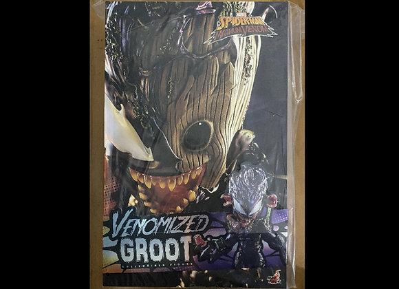 Hot Toys TMS027 MARVEL'S SPIDER-MAN: MAXIMUM VENOM LIFE-SIZE VENOMIZED Groot