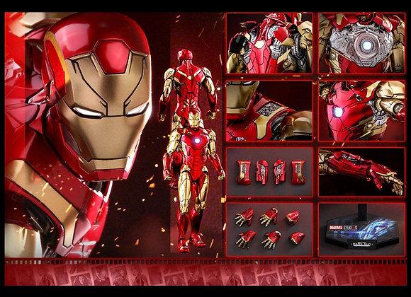 Hot Toys MMS489D25 MARVEL STUDIOS 1/6 IRON MAN MARK XLVI (CONCEPT ART VERSION)