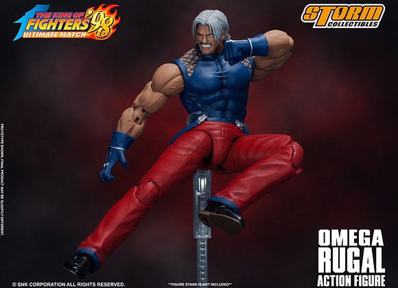 Storm Collectibles OMEGA RUGAL - THE KING OF FIGHTERS '98 UM 1/12 Figure