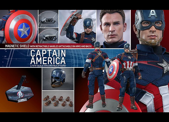 Hot Toys MMS281 AVENGERS: AGE OF ULTRON 1/6 CAPTAIN AMERICA