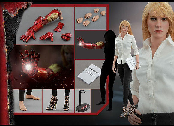 Hot Toys MMS310 IRON MAN 3 1/6 PEPPER POTTS