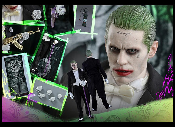 Hot Toys MMS395 SUICIDE SQUAD 1/6 THE JOKER (TUXEDO VERSION)