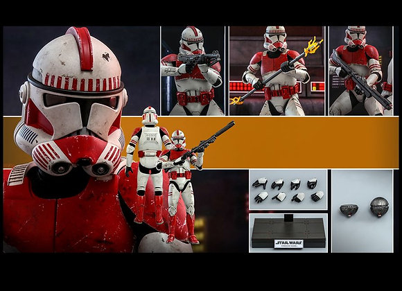 Hot Toys TMS025 STAR WARS: THE CLONE WARS 1/6 CORUSCANT GUARD