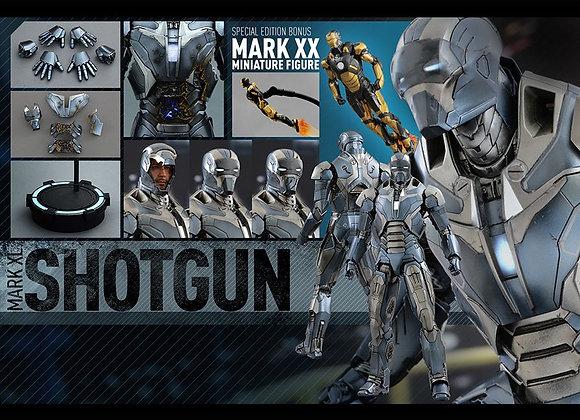 Hot Toys MMS309 IRON MAN 3 1/6 SHOTGUN (MARK XL) SPECIAL EDITION