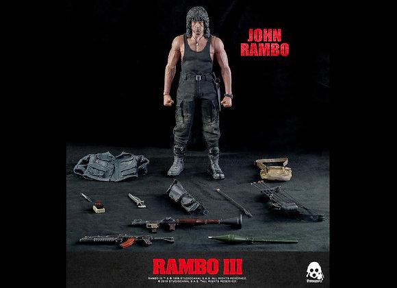 Threezero Rambo III – 1/6 John Rambo