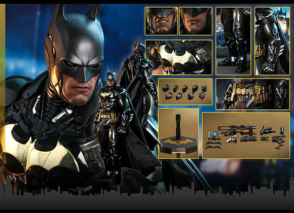 Hot Toys VGM37 BATMAN: ARKHAM KNIGHT 1/6 BATMAN (PRESTIGE EDITION)
