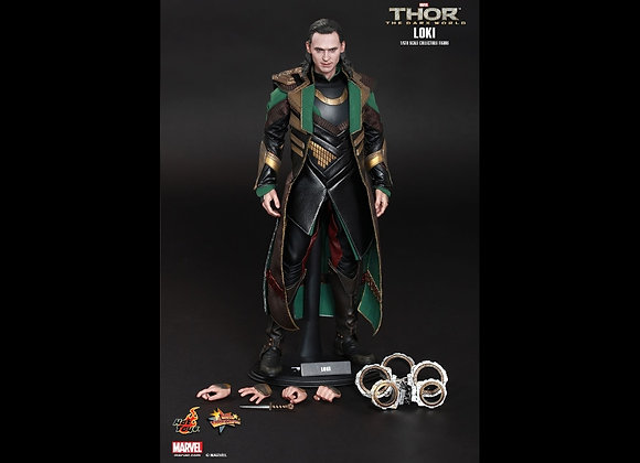 Hot Toys MMS231 THOR: THE DARK WORLD 1/6 LOKI SPECIAL EDITION
