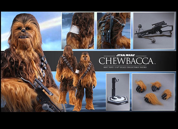Hot Toys MMS375 STAR WARS THE FORCE AWAKENS 1/6 CHEWBACCA
