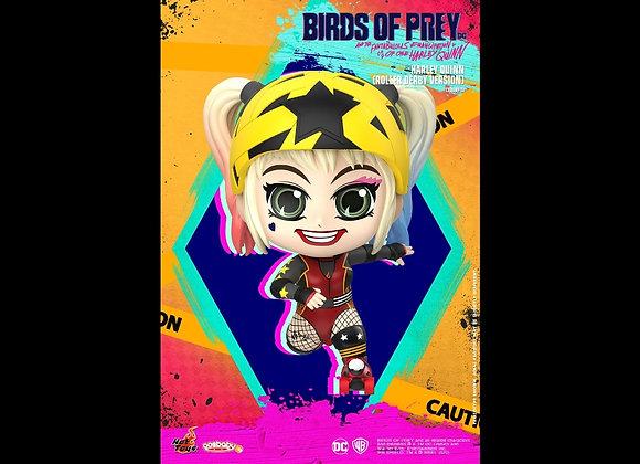 Hot Toys COSB704 BIRDS OF PREY HARLEY QUINN ROLLER DERBY VERSION