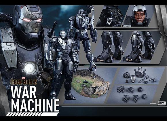 Hot Toys MMS331D13 IRON MAN 2 1/6 WAR MACHINE