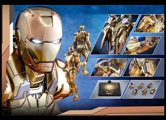 Hot Toys MMS586D36 IRON MAN 3 1/6 IRON MAN MARK XXI (MIDAS)