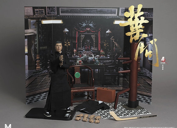 ENTERBAY 1/6 IP MAN 4: THE FINALE ACTION FIGURE Pre-order