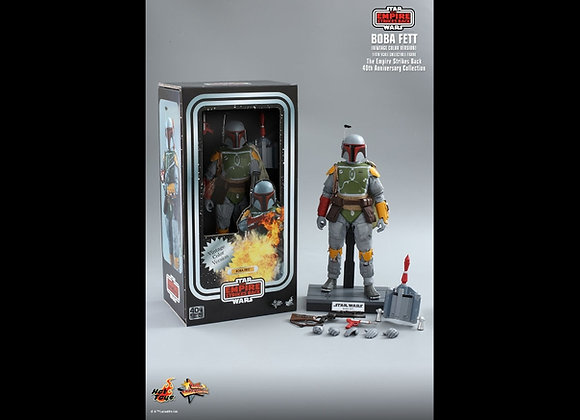 Ready! Hot Toys MMS571 STAR WARS THE EMPIRE STRIKES BACK 1/6 BOBA FETT (VINTAGE)