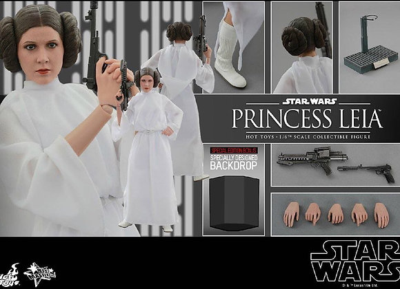Hot Toys MMS298 STAR WARS IV A NEW HOPE 1/6 PRINCESS LEIA SPECIAL EDITION