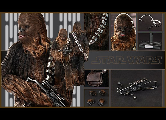 Hot Toys MMS262 STAR WARS: EPISODE IV A NEW HOPE 1/6 CHEWBACCA
