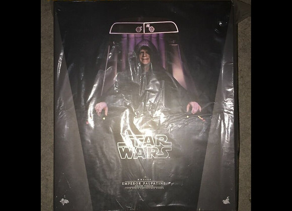 Hot Toys MMS468 STAR WARS 1/6 EMPEROR PALPATINE DELUXE VERSION