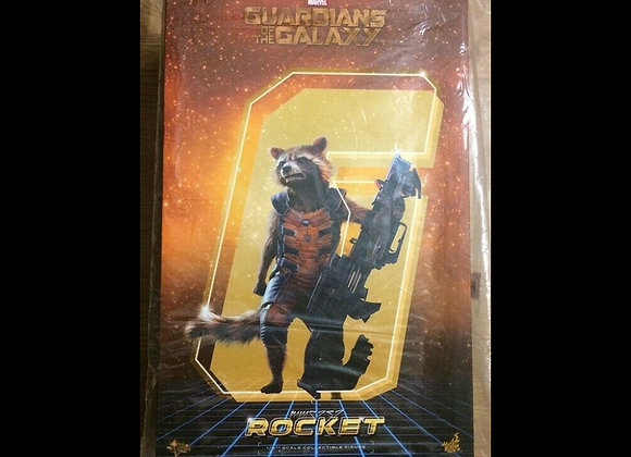 Hot Toys MMS252 GUARDIANS OF THE GALAXY 1/6 ROCKET