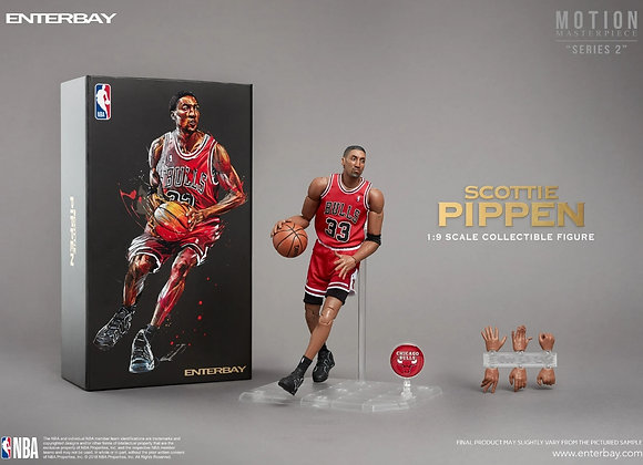 ENTERBAY 1/9 SCOTTIE PIPPEN ACTION FIGURE