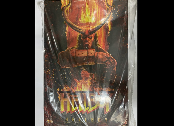 In Stock! Hot Toys MMS527 1/6 HELLBOY