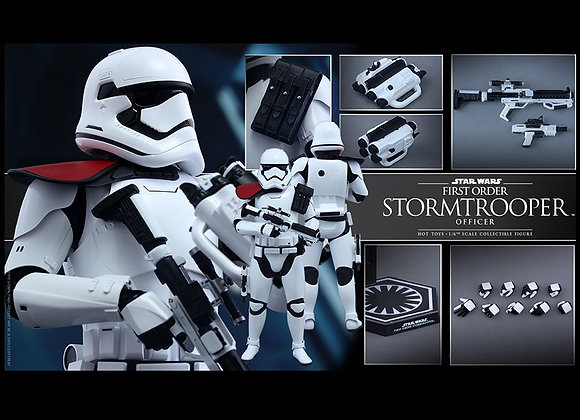 Hot Toys MMS334 STAR WARS 1/6 FIRST ORDER STORMTROOPER OFFICE